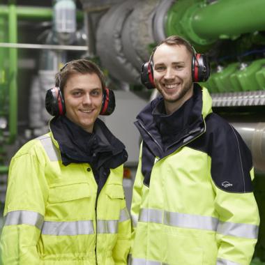 HanseWerk-Natur: Blockheiz-kraftwerke und zuverlässige Wärmeversorgung