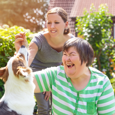 Unsere tierischen Freunde sorgen für Freude