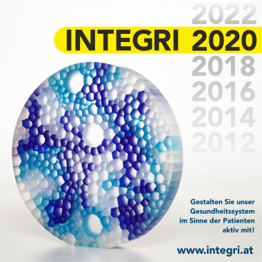 INTEGRI - Österreichischer Preis für Integrierte Versorgung. CGM erschuf diese Auszeichnung 2011, um ambitionierte Mitgestalter des österreichischen Gesundheitswesens zu würdigen. Im Herbst 2020 ...