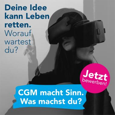 Arbeit mit Sinn: CGM entwickelt Software zur Verbesserung der Patientenbehandlung.