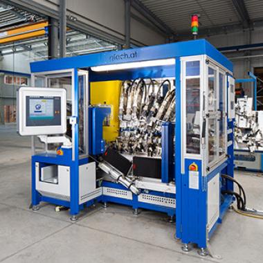 Standardlösungen Je nach Einsatzgebiet entwickeln wir aus bewährten und einsatzerprobten Automatisierungsbaugruppen fertige Serienprodukte.