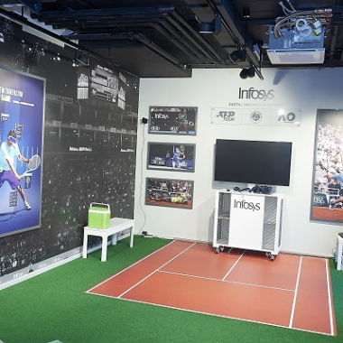 Infosys Tennis Platform