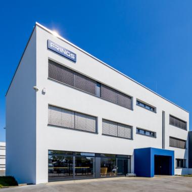 Frings Campus mit Service-Center, DigiHub und Modern Workplace | Kleinhülsen 31 | Hilden
