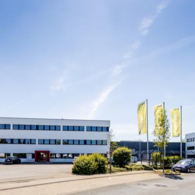 Frings Campus | Kleinhülsen 29-31 | Hilden mit Service-Center & Rechenzentrum