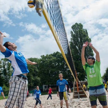 Sport & Spaß beim baramundi Turnier
