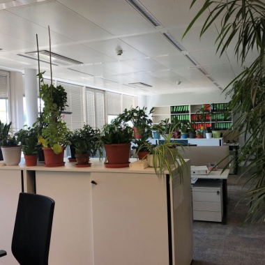 unsere modernen Büroräume