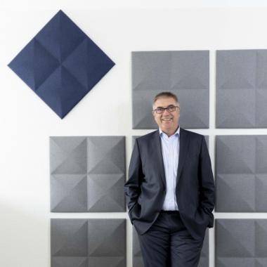 Unser Geschäftsführer Helmut Röse