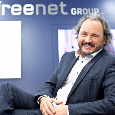 Unser CEO Christoph Vilanek