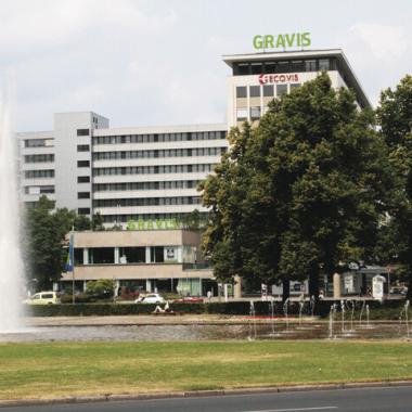 Unser Standort der GRAVIS in Berlin