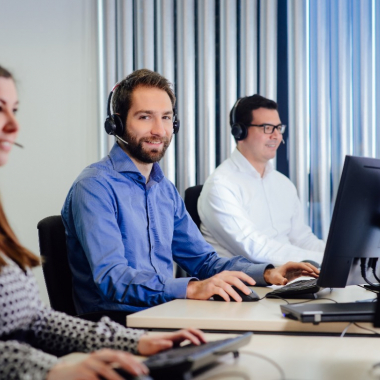 Unsere Mitarbeiter*