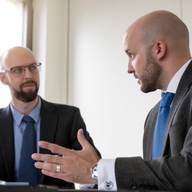 Transparente Passungsanalyse zwischen Mandant und Kandidat
