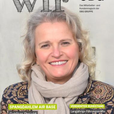 """Die """"WIR"""", unsere Firmenzeitschrift - Ausgabe 17"""