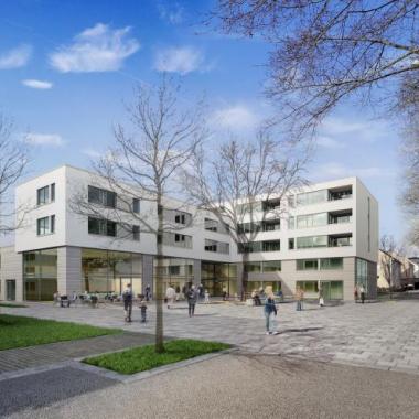 Seniorenheim Stuttgart Steckfeld Eröffn. 2022
