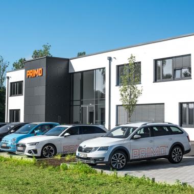 Unser moderner Headquarter mit Inhouse Showroom in Aschau am Inn.