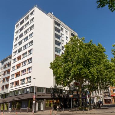 Sanierungsobjekt in Aachen