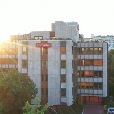 Der Hauptsitz des Cornelsen Verlages in Berlin-Wilmersdorf