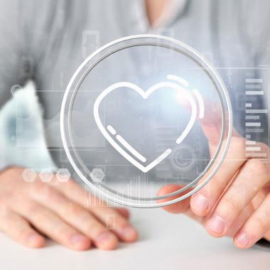 Unser Herz schlägt für digitale Trends