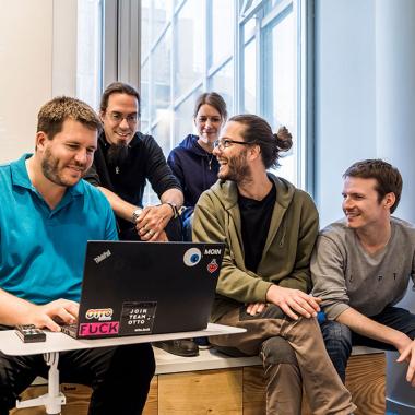 OTTO Tech Team E-Commerce