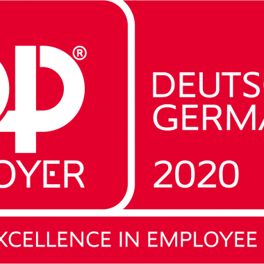 Unibail-Rodamco-Westfield Germany ist Top Employer 2020