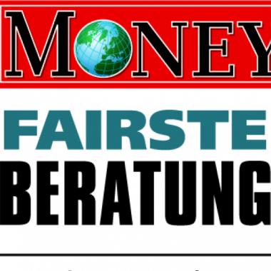 """Focus Money: """"fairste Beratung"""" 2020"""