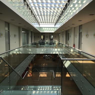 4. Etage in der Ifflandstraße, Hamburg