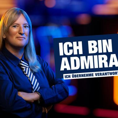 """""""Ich sorge dafür, dass das Spiel läuft."""" - Sabine, seit 2005 bei ADMIRAL."""
