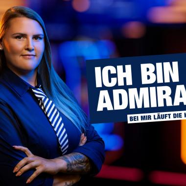 """""""Ich liebe die Herausforderung und bin gemeinsam mit meinem Team für jeden Gast da."""" - Verena, seit 2012 bei ADMIRAL."""