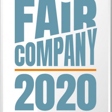 Wir sind Mitglied der Fair Company Initiative