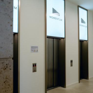 Aufzüge Entrée