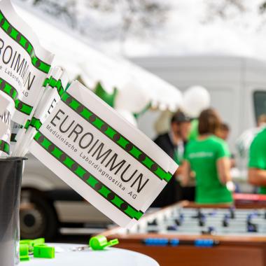 Entdecken Sie die Arbeitswelt und die vielfältigen Berufsbilder bei EUROIMMUN!