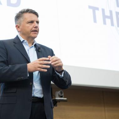 Fresenius Group CEO Stephan Sturm