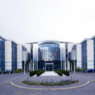 Konzernzentrale in Bad Homburg