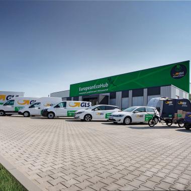 Unsere grüne Flotte