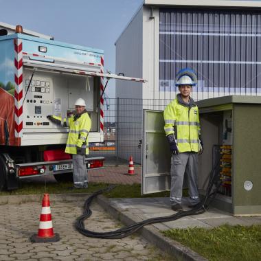 Trafo-Service und andere Netzdienstleistungen bei Schleswig-Holstein Netz