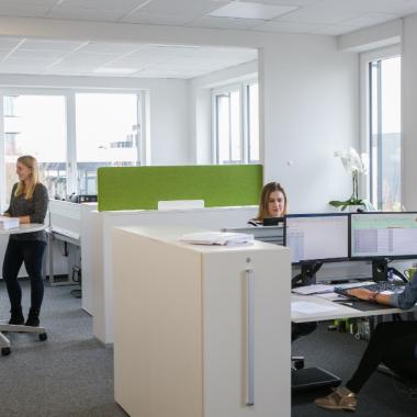 Einblick in unsere Büros