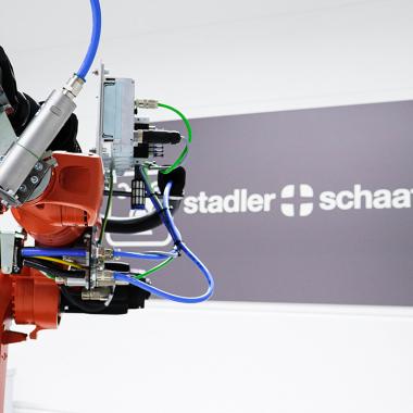 Unser Bereich Robotik am Standort Offenbach