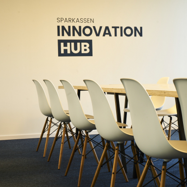 Besprechungsraum im Sparkassen Innnovation Hub
