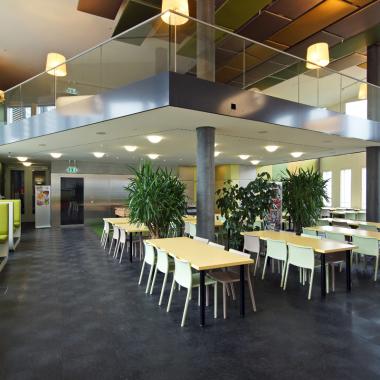 Personalrestaurant Sympany Hauptsitz