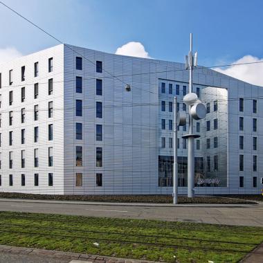 Sympany Hauptsitz, Jacob-Burckhardt-Haus, Peter Merian-Weg 4, Basel