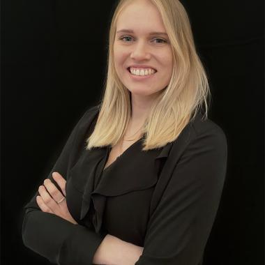 Joline Förderer, Social-Media-Managerin, Köln