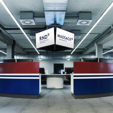 Das RedaktionsNetzwerk Deutschland (RND) zählt zu den größten und meistzitierten Mediennetzwerken Deutschlands.