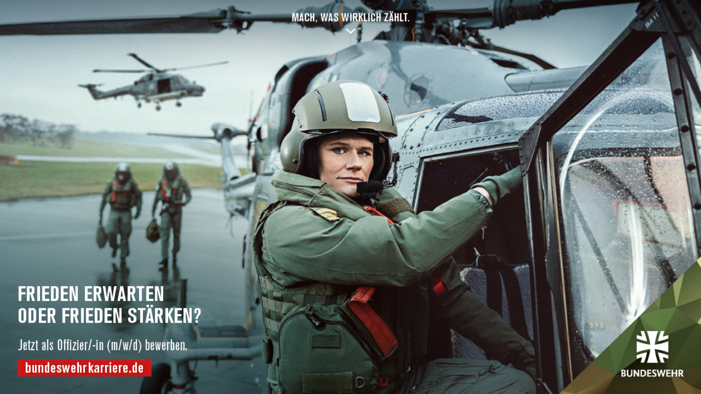 Bewerbung Bundeswehr So Geht S Zum Bund