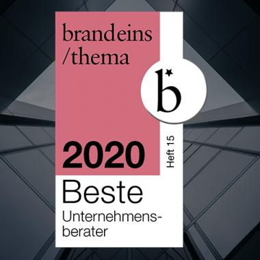 Auch in 2020 zählt avantum consult zu den besten Unternehmensberatern in Deutschland!