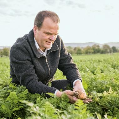 Wir legen Wert auf höchste Rohstoffqualität und nachhaltigen Anbau
