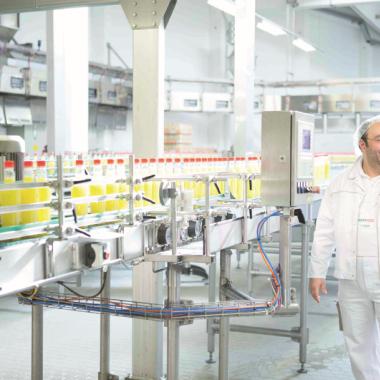 Unser Produktionsstandort in Bröl