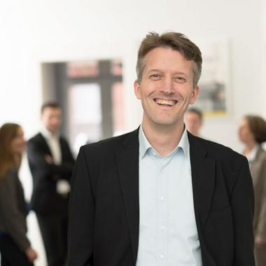 """Kompetenzfeldleiter """"Business Intelligence"""" Roland Mannshardt"""