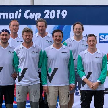 Bei der Iventa haben wir einige Freizeitsegler, die Ihr Können regelmäßig beim Kornati Cup in Kroatien unter Beweis stellen!