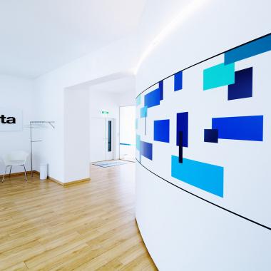 Unser Headquarter in Wien, mitten im 7. Bezirk!
