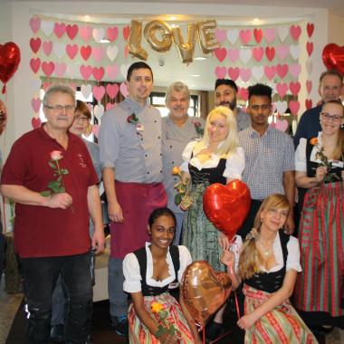 Herzlichkeitsoffensive der Johannesbad Hotels