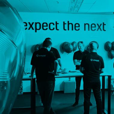 Expect the next! Wir denken die Digitalisierung des Mittelstands neu – mit innovativen Komplettlösungen für die Revolution der Geschäftsmodelle